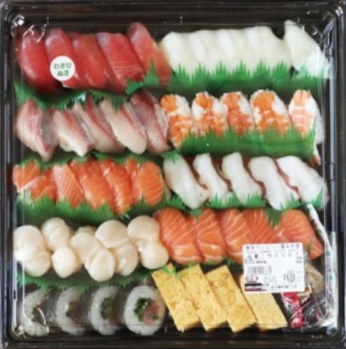 コストコ ファミリー寿司