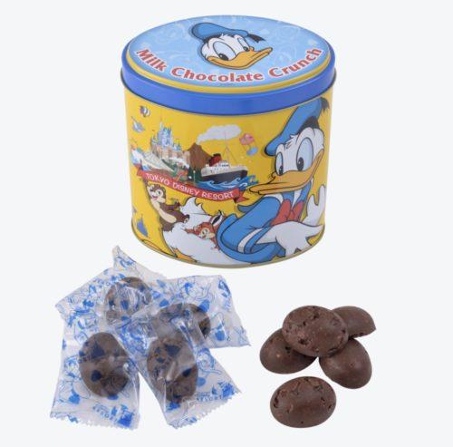 ディズニー土産のチョコレート