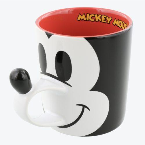 ミッキーのマグカップ