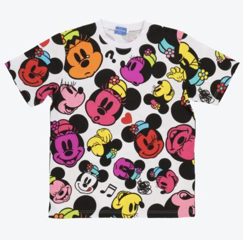 ミニーのTシャツ