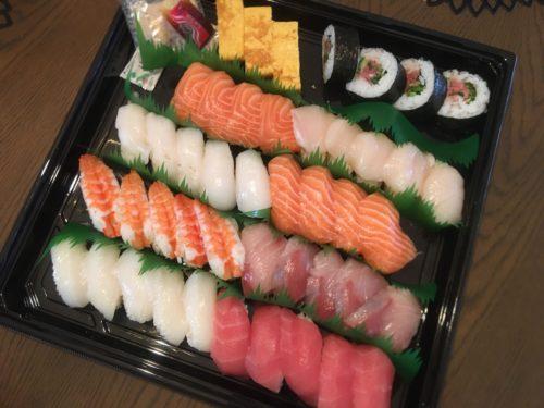 寿司ファミリー