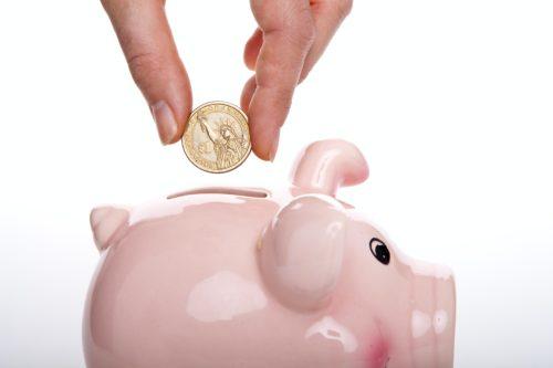 同棲貯金のための銀行開設
