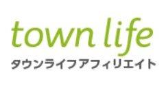 タウンライフアフィリエイトのロゴ