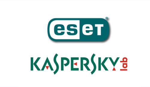 「ESET」と「カスペルスキー」を項目別に比較してみた