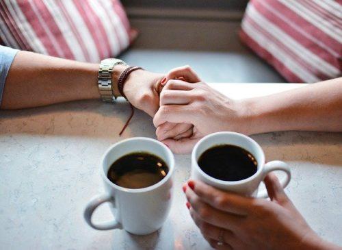 カフェごっこ