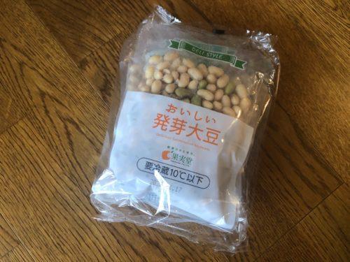コストコ 発芽大豆
